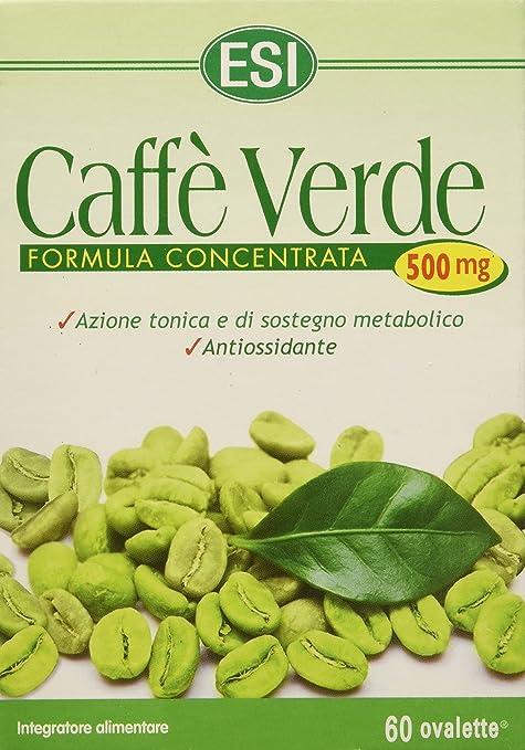 compresse di caffe verde funziona
