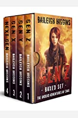 Gen Z: Boxed Set (The Undead Adventures of Chas Books 1 - 4) Kindle Edition