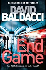 End Game: A Richard & Judy Book Club Pick (Will Robie series 5) Kindle Edition