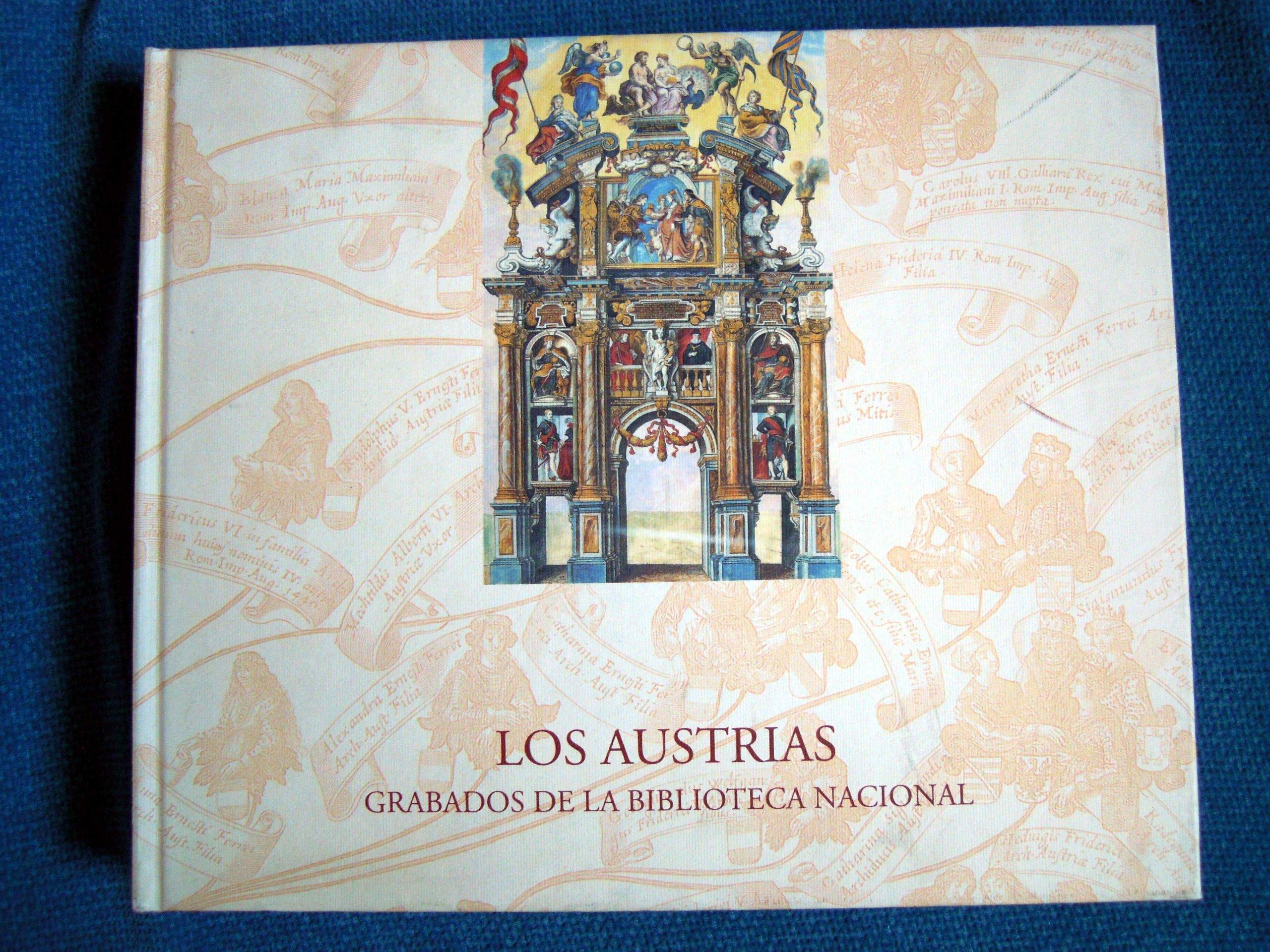 LOS AUSTRIAS - Grabados de la Biblioteca Nacional: Amazon.es ...
