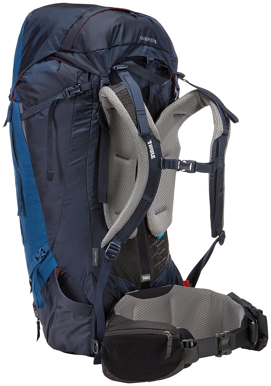 Thule Guidepost Men - Mochila de Trekking, 80 cm, 75 L, Poseidon Clair: Amazon.es: Deportes y aire libre