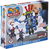 ZOOB BuilderZ ZOOB Bot, 54 Pieces