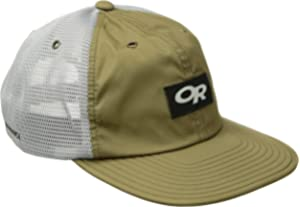 ee9dc59a093e3 Amazon.com  Outdoor Research Performance Trucker trail run Hat ...