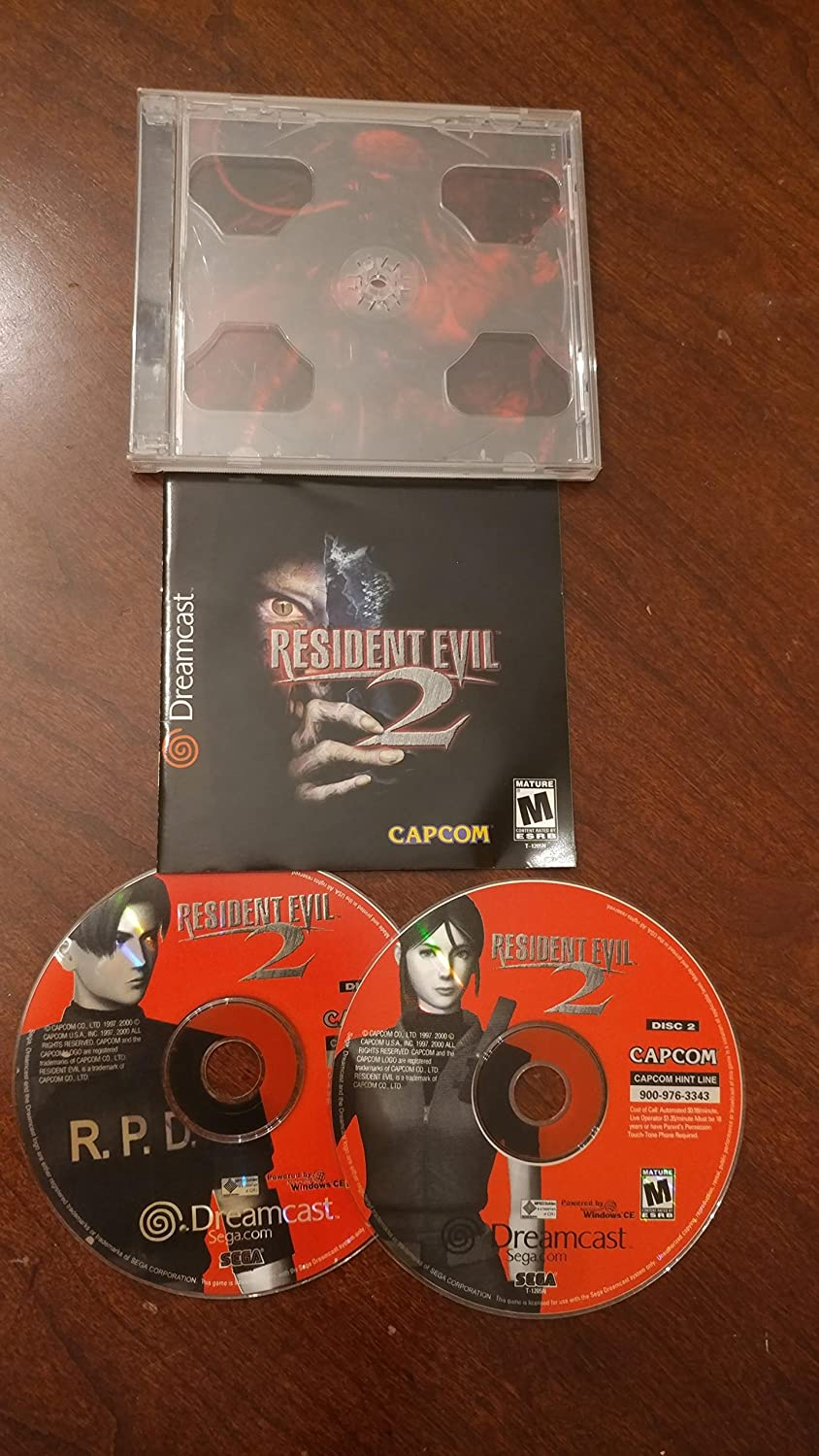 Amazon com: Resident Evil 2: Unknown: Video Games