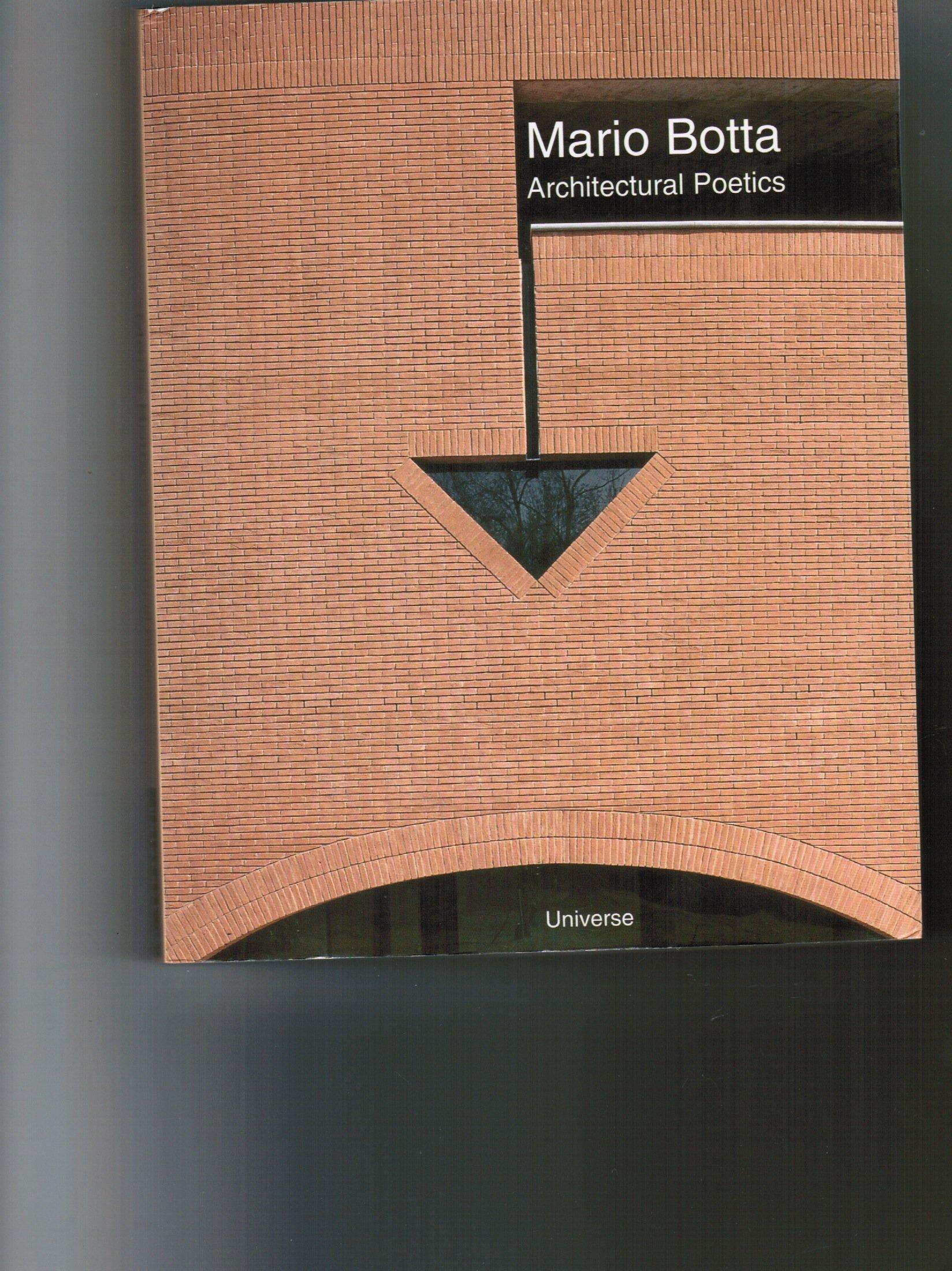 Download Mario Botta: Architectural Poetics pdf epub