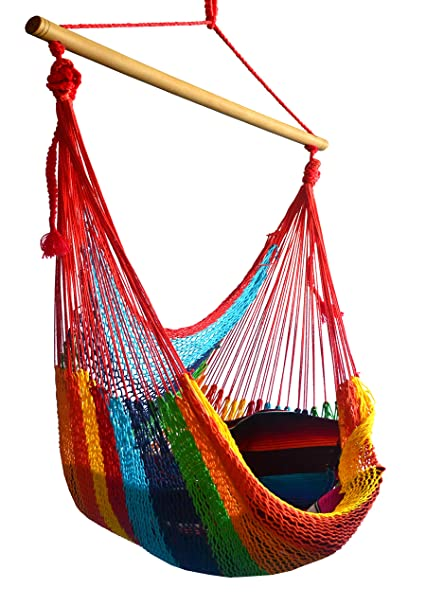 Charmant Hammocks Rada  Handmade Yucatan Hammock Chair   Multicolor   True Comfort,  True Quality,