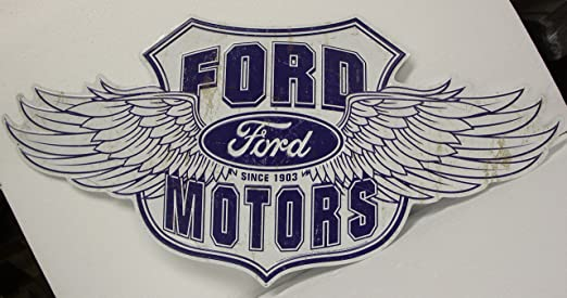 """2/"""" X 3/"""" FORD MOTORS SINCE 1903 REFRIGERATOR MAGNET NEW"""