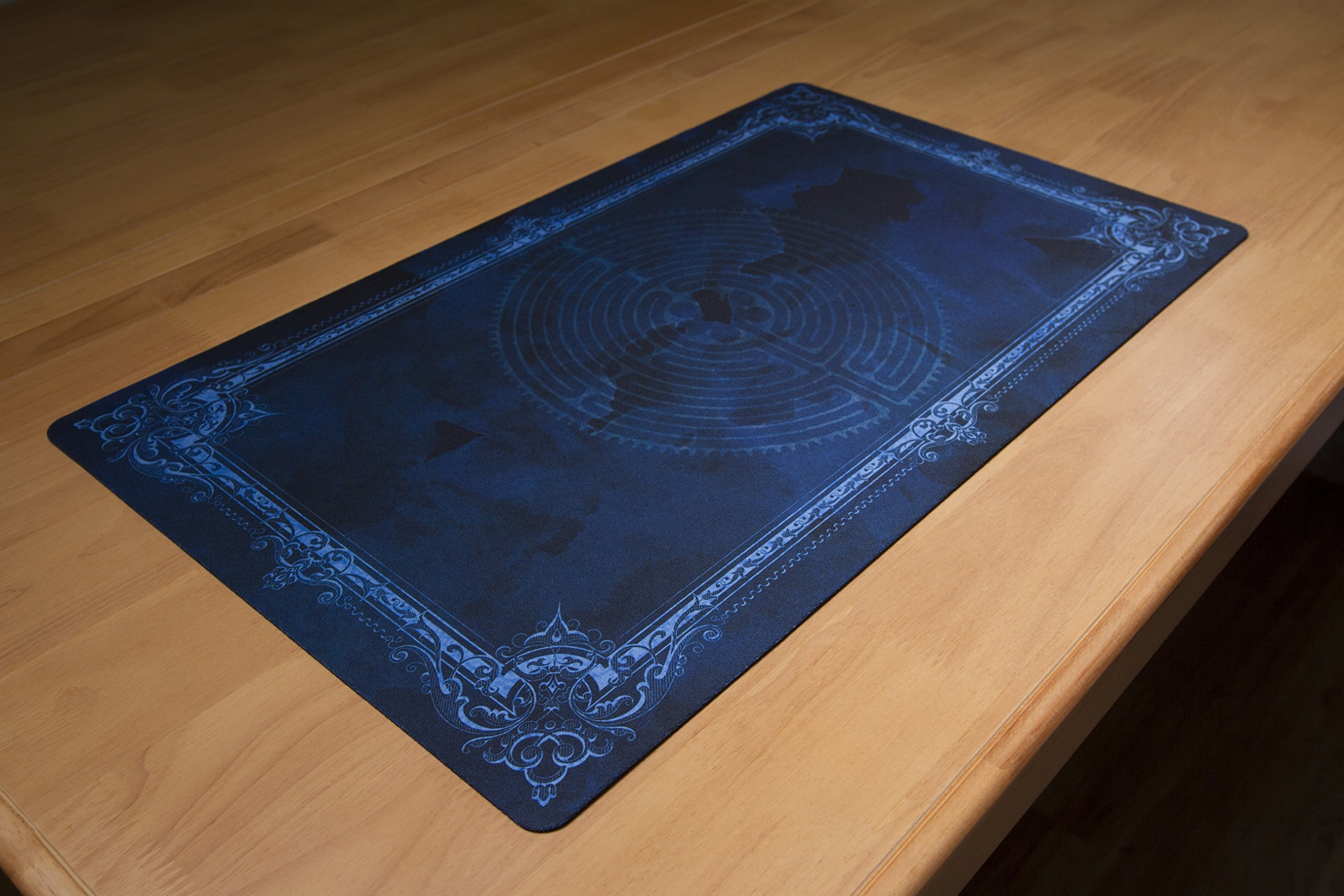 Inked Playmats Labryinth Morgan Playmat Inked Gaming Perfect for Card Gaming TCG Game Mat by Inked Playmats (Image #8)