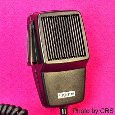 MIC/Microphone for 5 pin SSB Cobra 148 / Uniden Grant CB Radio - Workman DM507-5: Sports & Outdoors