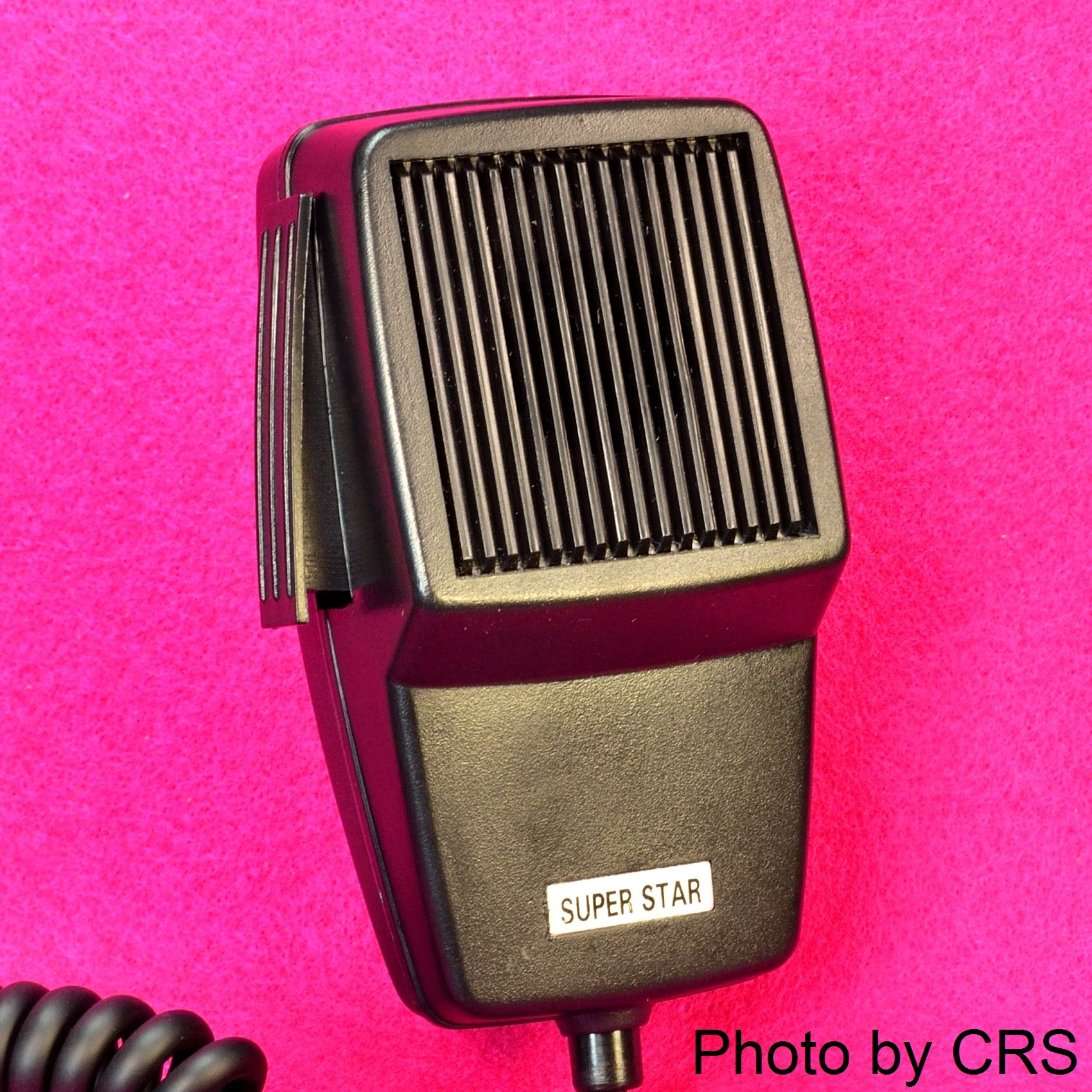 MIC / Microphone for 5 pin SSB Cobra 148 / Uniden Grant CB Radio - Workman DM507-5