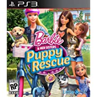 Barbie Puppy Rescue
