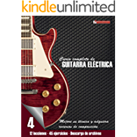 Curso completo de guitarra eléctrica nivel 4: Nivel