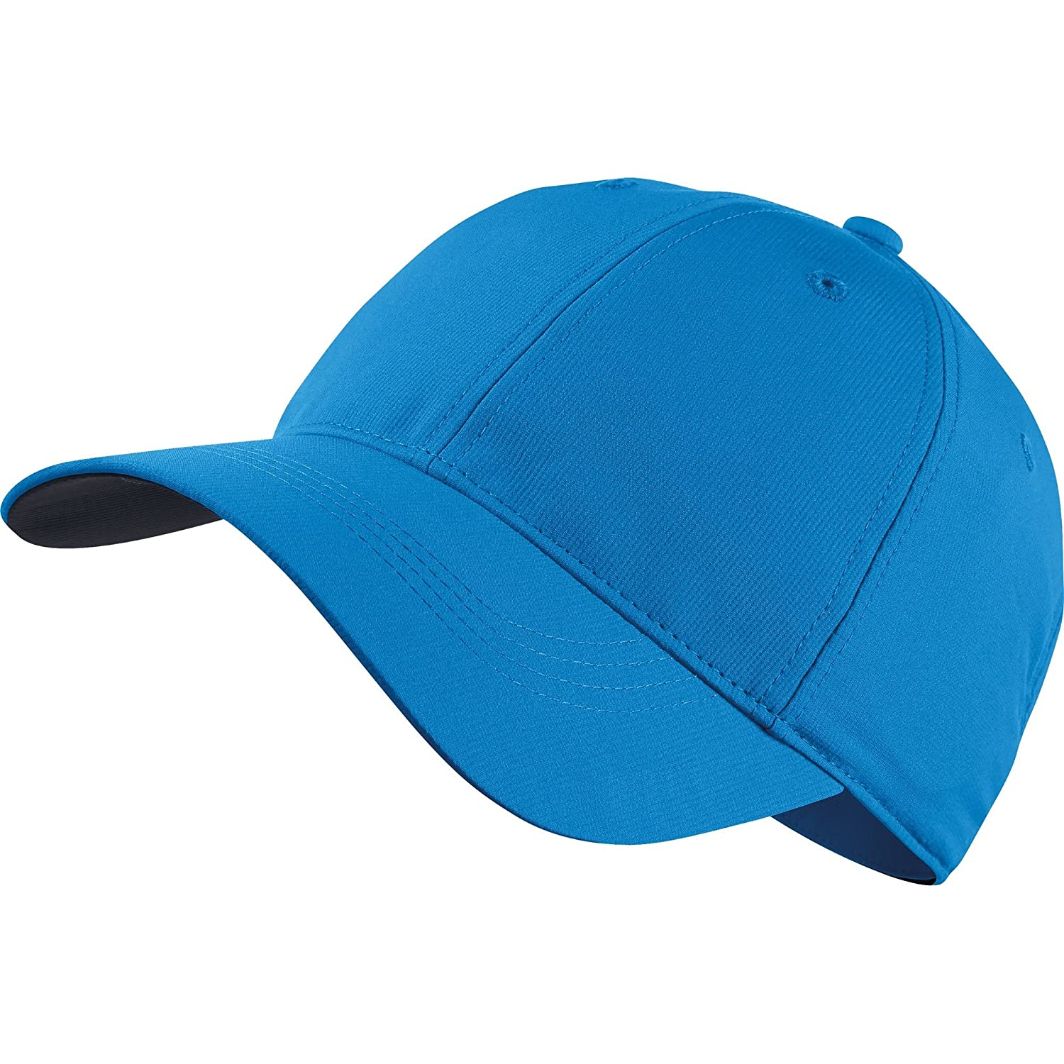 57015135324 Amazon.com   Nike Golf Legacy 91 Custom Tech Adjustable Hat (Valor  Blue Black)   Sports   Outdoors