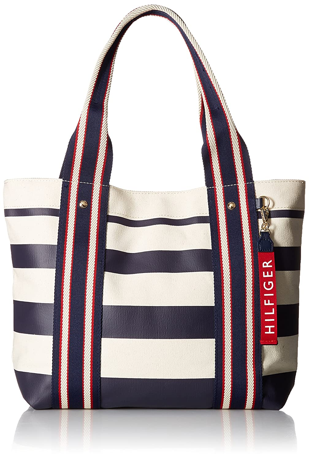 c0611e162b1a Amazon.com: Tommy Hilfiger Bag for Women Canvas Item Shopper: Clothing