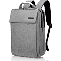 Alfheim Mochila para Ordenador portátil, Lona universitaria, Mochila Escolar, para portátil MacBook Pro de 13 Pulgadas. … (Gray)
