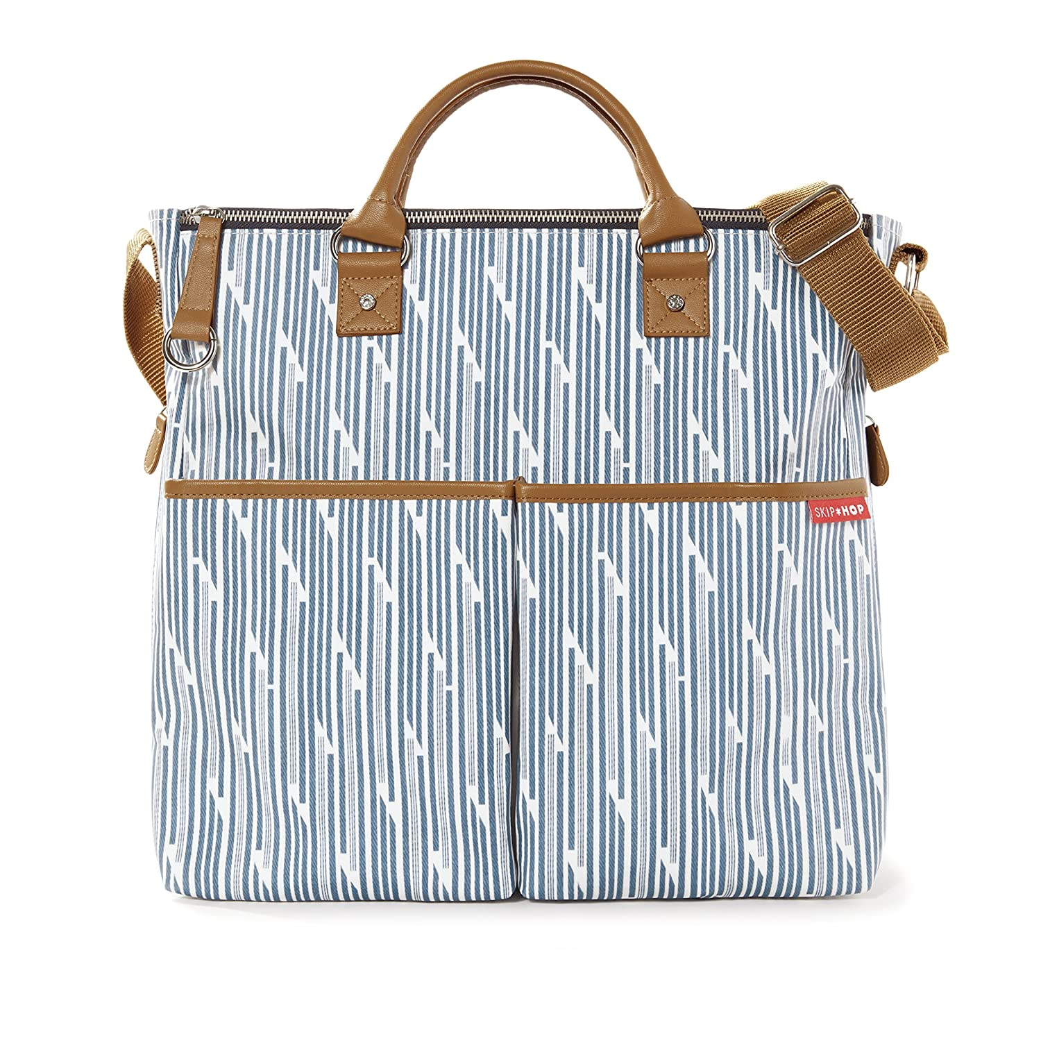 Skip Hop Duo Special Edition Changing Bag - French Stripe Skip Hop 200037-CNSZP