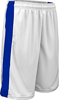 """product image for Game Gear PT-7347Y-CB Youth 7"""" Performance Tech Reversible Short w/Side Panels & Draw Cord"""