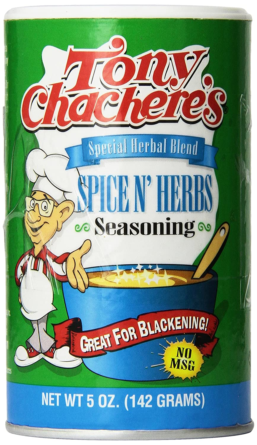 Amazon.com: Tony Chachere\'s Special Herbal Blend Spice N\' Herb ...