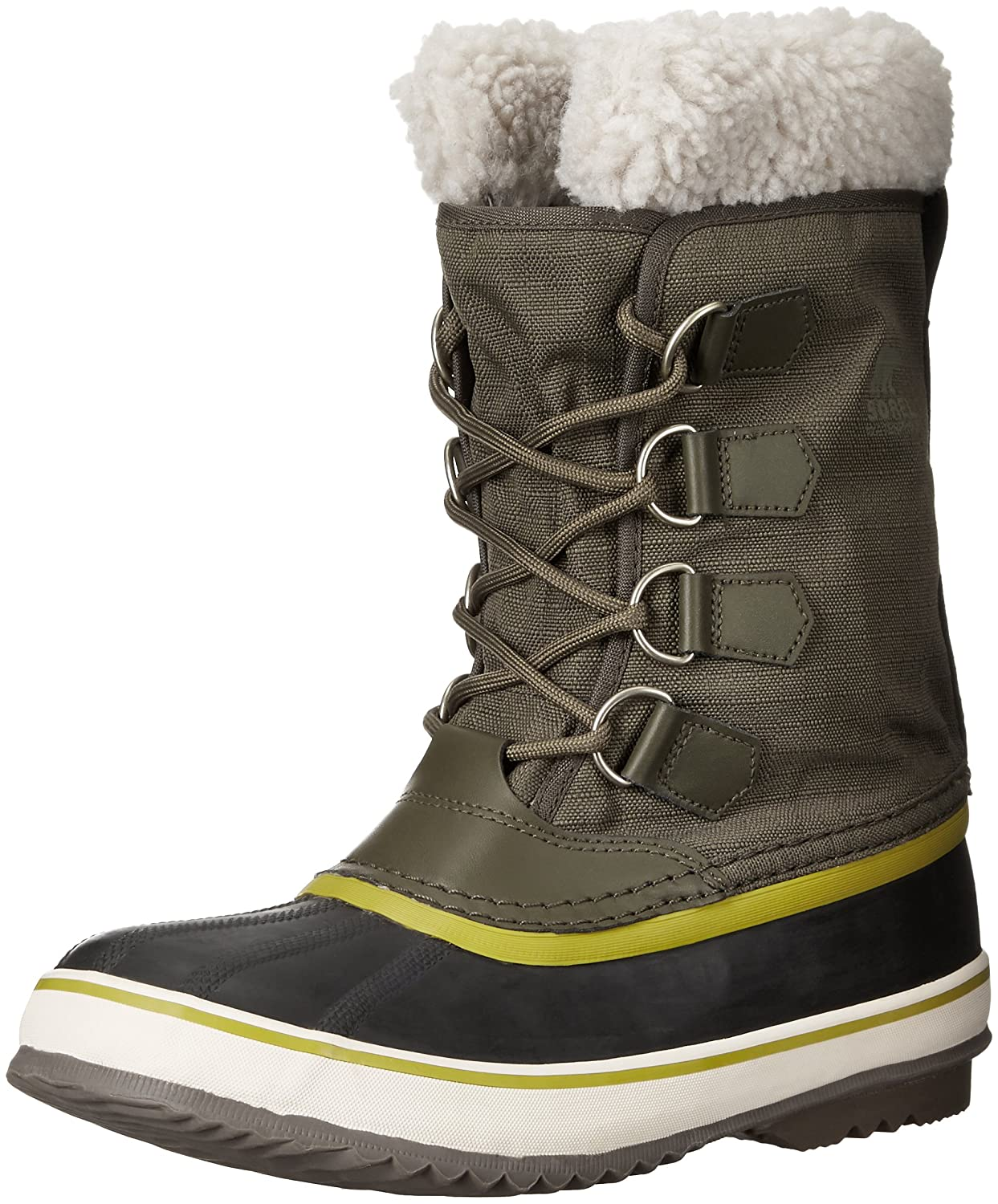 Sorel (Peatmoss Winter Carnival, Bottes de Neige Neige Femme Vert (Peatmoss de 214) 482110e - automaticcouplings.space