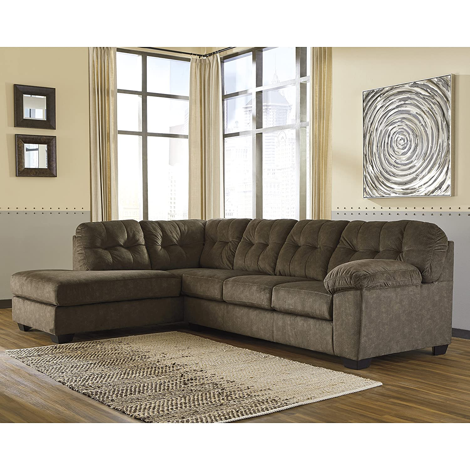 Amazoncom Flash Furniture Signature Design By Ashley Accrington 2