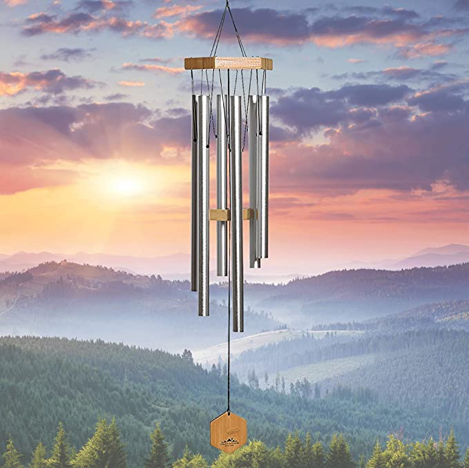 UpBlend Outdoors Soothing Chime – Best Outdoor Wind Chime