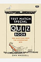 The Test Match Special Quiz Book Paperback