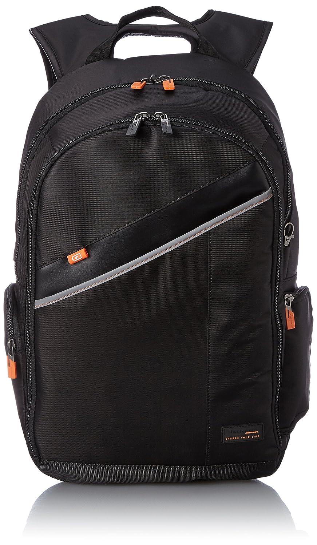 [ヘデグレン] Hedgren リュック PCバッグ メンズ FRAMEWORK  ブラック B010N3A67K