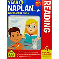 NAPLAN*-style Year 5 Reading Workbook and Tests (new cover)