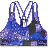 Under Armour heat Gear Novelty–Las niñas deporte sujetador