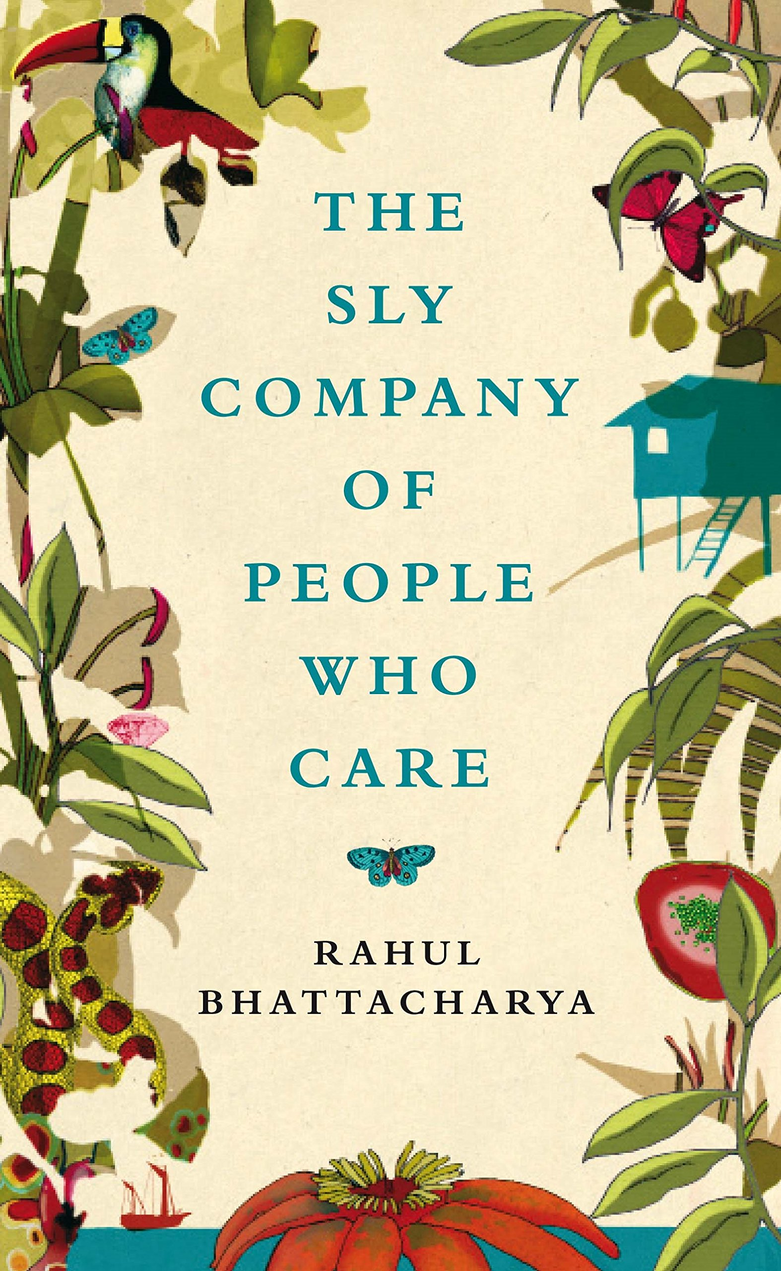 The Sly Company of People Who Care ebook