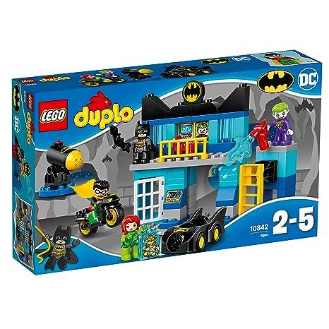 Sfida Alla BatcavernaAmazon Duplo 10842 Costruzioni it Lego Set CreWBdox