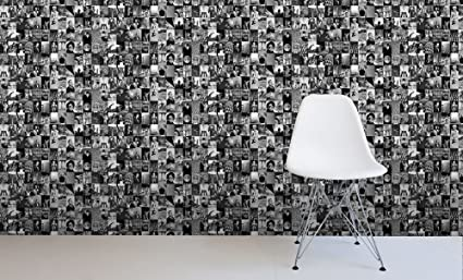 1 Wall Iconic Life Magazine Images Celebs Wallpaper Wood