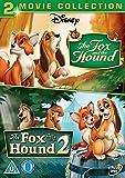 Fox & The Hounds 1&2 Duopack DVD