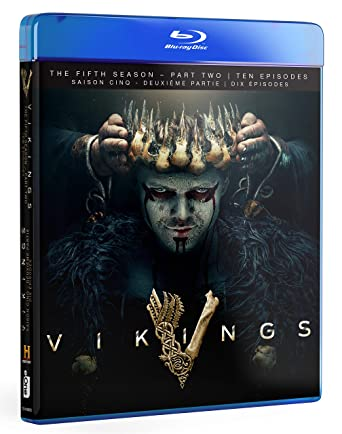 Amazon com: Vikings: Season 5 - Part 2 [Blu-ray] [Bilingual