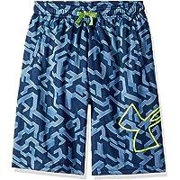 Under Armour boys Renegade 2.0 Jacquard Shorts