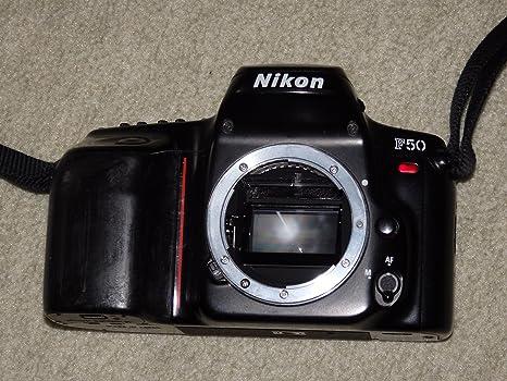 Fotos Nikon F50 - Body/Carcasa - Negro - SLR - Cámara réflex ...