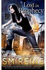 Lost in Prophecy: An Urban Fantasy Novel (The Ascension Series Book 5) Kindle Edition