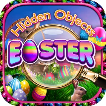 Hidden Objects U2013 Easter U0026 Object Time Puzzle Spring Gardens Differences  Search Game