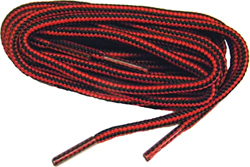 Rugged Wear Round Boot Shoelaces