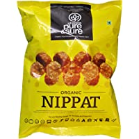 Pure & Sure Organic Nippat, 200g