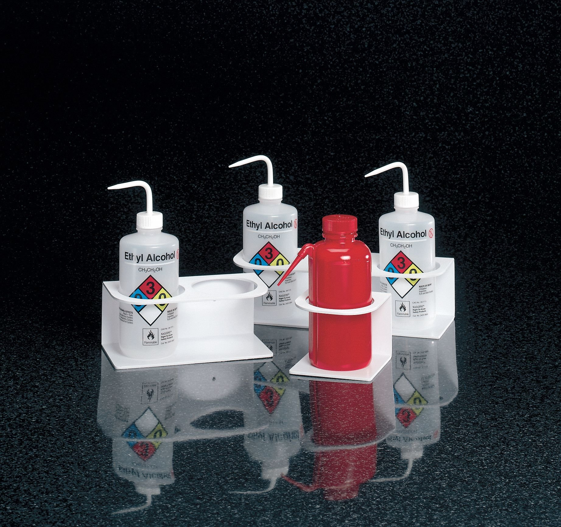 Squeeze Bottle Holder,13.25x4.75x4.75In