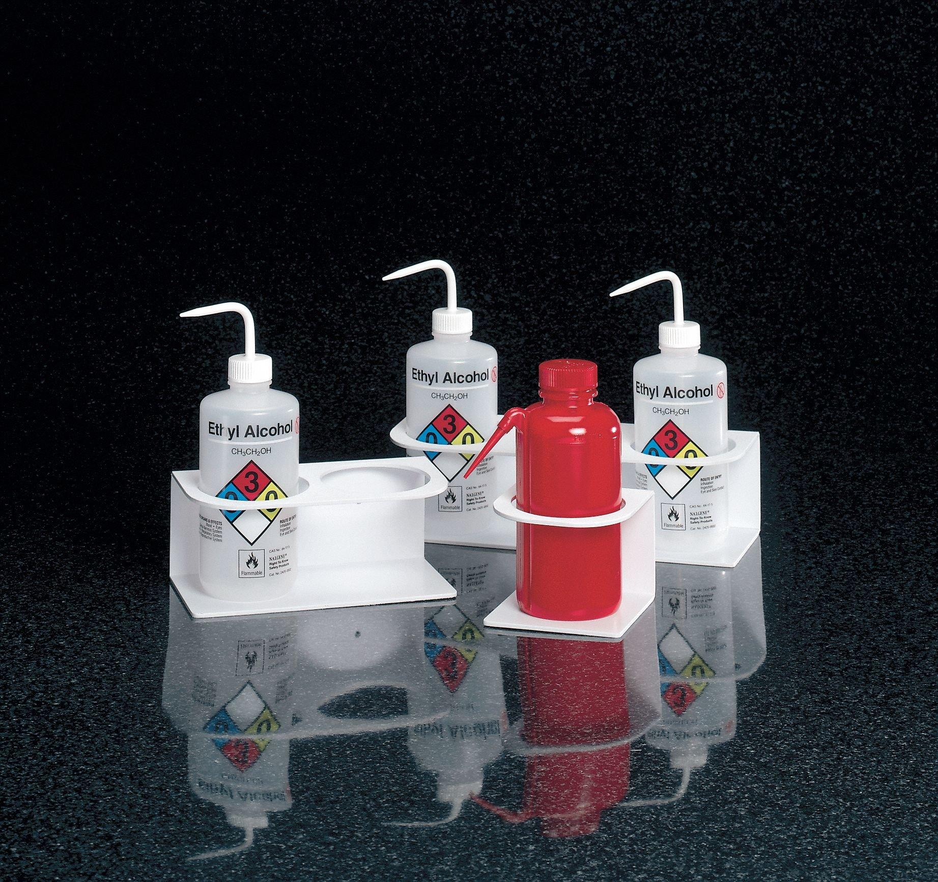 Squeeze Bottle Holder,2Cmp,9x4.75x4.75In