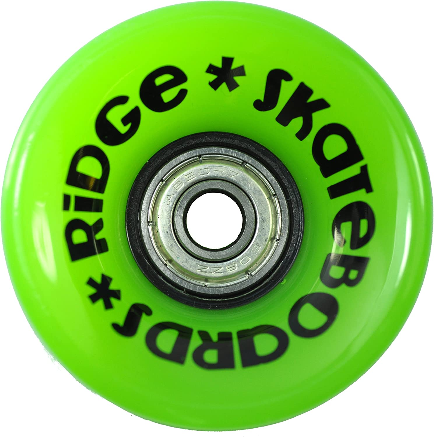 Ridge Retro Cruiser Board Black Green - 1