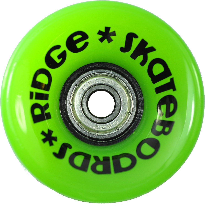 Ridge Retro Cruiser Board Black Green - 1