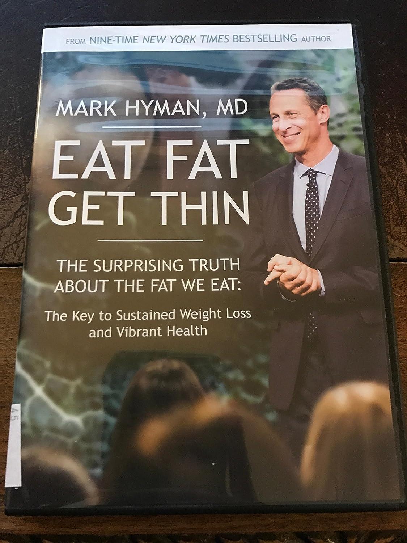 EAT FAT GET THIN MARK HYMAN DVD