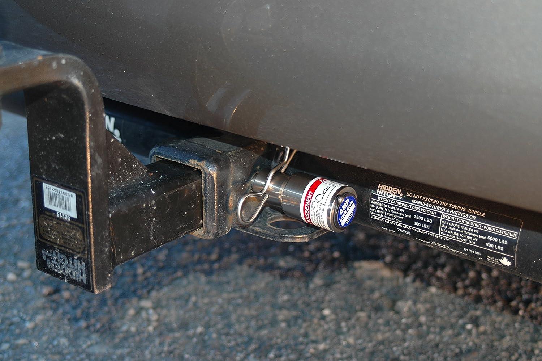 AMPLOCK U-HLP12 hitch lock for receiver tube 1 1//4 X 1 1//4 4332983866