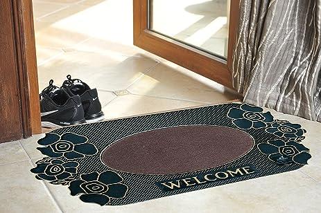 Amazon.com : Doormat Indoor Outdoor Mats Rugs - Entrance Outside ...