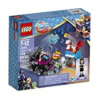 Deals on LEGO DC Super Hero Girls Lashina Tank 41233