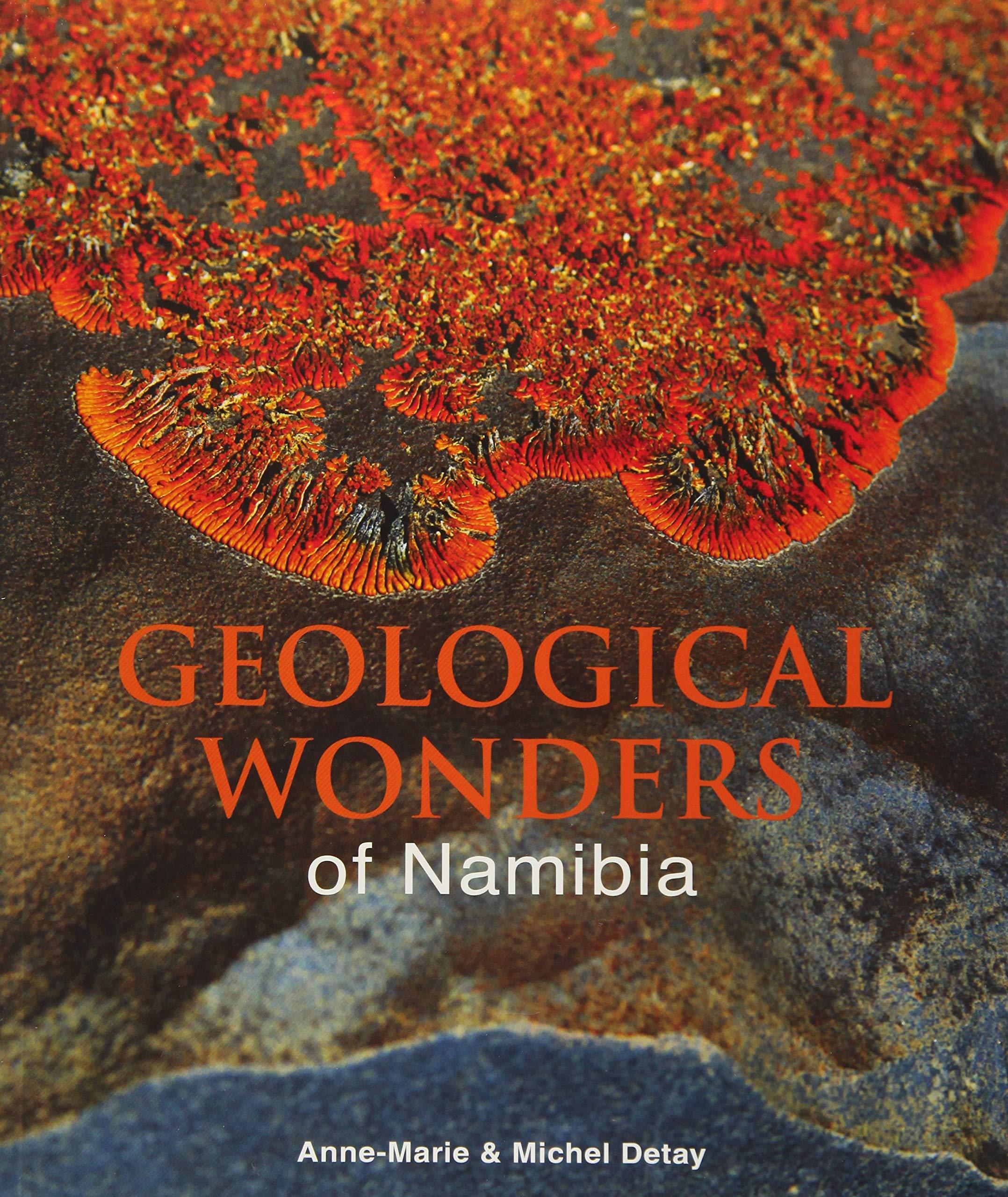 Download Geological Wonders of Namibia pdf epub