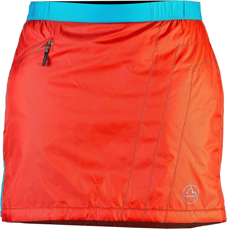 La Sportiva Athena Primaloft falda para mujer rojo - M: Amazon.es ...